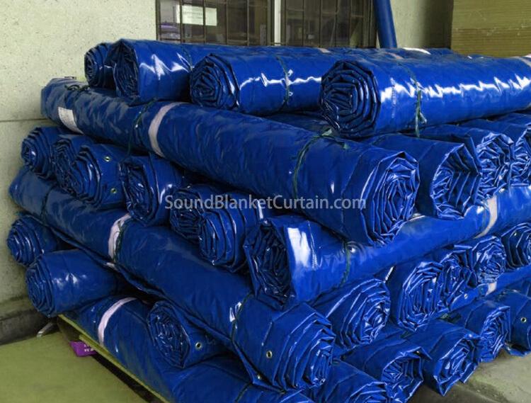 Sound Dampening Curtains