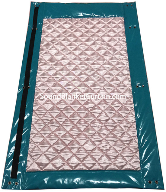 Acoustic Blankets Treatment Acoustical Curtains For Reducing Noise