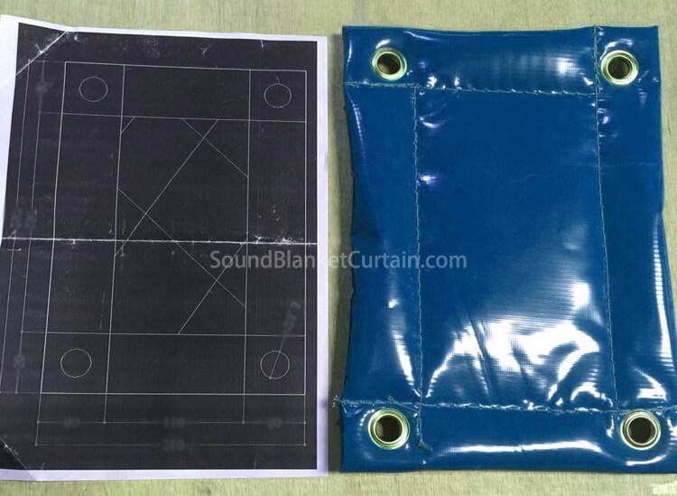 Sound Blanket for Compressor Insulation Blankets HVAC