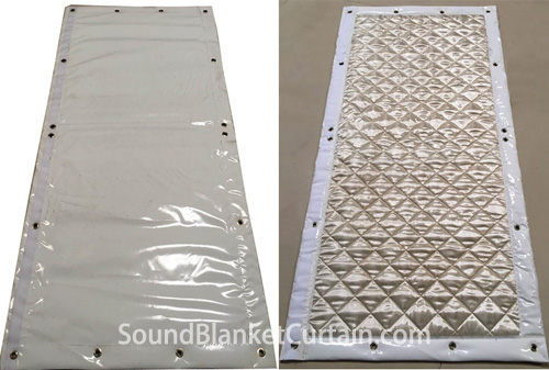 Hanging Blanket Acoustic Sound Blankets You Hang On The Wall