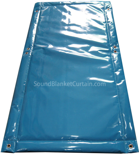Sound Blankets With Grommets For Air Conditioner Heat Pump Sound Blanket